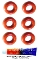 NM02.028 Saeco O-rings 2015 6-pack with lube