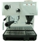 LaPavoni Nepolitana and Domus Bar combination espresso machine with Conical burr grinder