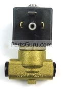 "2-way Parker Solenoid valve with coil 1/4""FF threads 220V"
