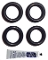 140321861- 996530013467 O-rings (4) with 30 gm Lube.