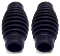1186180 Burn protection wide center sleeve 10 mm (pair)
