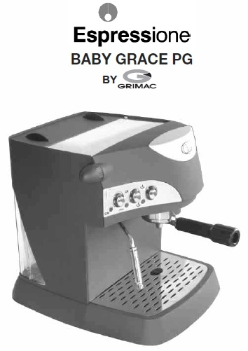 Espressione Baby Grace picture(1) grimac baby grace parts diagram espresso machine parts slush Grimac Terry at gsmx.co