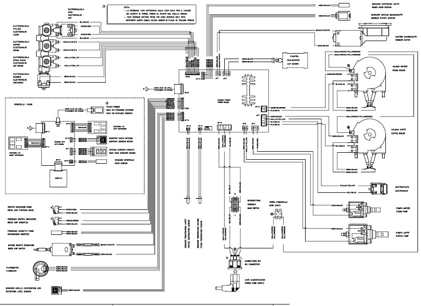 Gaggia Platinum Wiring gaggia wiring diagram platinum event sup034pr royal enfield wiring diagrams at reclaimingppi.co