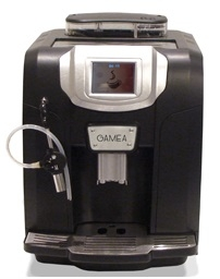 GAMEA Revo Cappuccino Machine - Matte Black