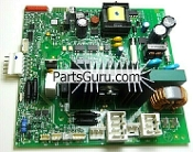 11012593 - 996530006433 Saeco CPU-assy-XSM-230V for Brera-Syntia