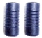1186924 - Burn protection straight Rubber sleeve 10 mm pair
