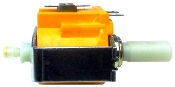 68162/ CP3/A Invensys Pump 120V with inlet fitting. Use for Jura, Saeco, Gaggia and most other Home and commercial espresso machines.