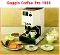 Gaggia Coffee 1984 Manual and Parts list