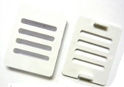 BUNN Insert for Hopper Lid Vent white (set of 2)