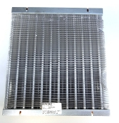 Fab 2-Bowl Condenser Coil assembly 330x300x65 mm