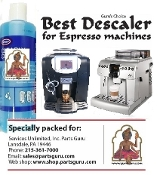 GCDC - Guru's Choice Best Descaler + Coffee Cleaner