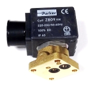 60000103 for all commercial espresso machines & Expobar square base for all commercial models & Brewtus Solenoid Valve 120V 60Hz 9Watts