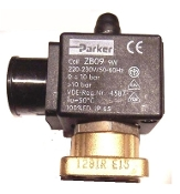 Group Solenoid Valve with Coil 220V