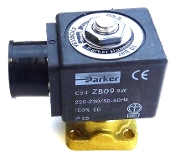 1120352 Two way solenoid with square base