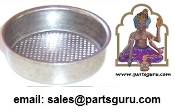 Pavoni Shower Screen For Unsheathed Groups (52mm)