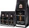 Macho beans Premium Blend of Espresso beans. Buy 3 Bag & get 1-16Oz. bag Free.