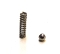 Jura grinder adjustment ring spring 3x12 mm & ball 3.2 mm