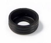 Ribbed Water Inlet Seal -LIP GASKET ø 29x12x10 mm