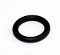 Delonghi Black Oring-outer Lower Frother ring thickness 1.78 mm - internal ø 7.66 mm