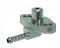 4332024000 Baby Steam Outlet Fitting with clamps and oring