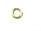 PAVONI BRASS WASHER FLAT ø 14.5x9.5x1.5 mm