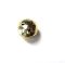 Pavoni M6 STAINLESS STEEL SPHERE 3 HOLES Brass