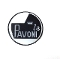 380000 PAVONI LOGO STICKER
