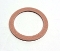 Grimac FLAT CARBO GASKET ø 53x42x3 mm