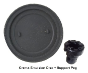 GG0138/01/A Crema Emulsion Disc for Gaggia Portafilters