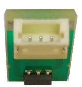 181540900-996530022784 Electronic Hal sensor in plastic with wiring harness for Ceramic grinder only