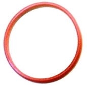 NM01.022 - 996530013512 Saeco OR 02106 Silicone O-ring for heat exchanger support